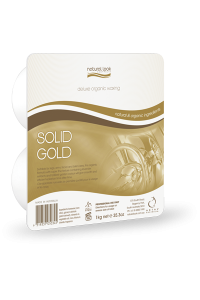 Solid Gold Hot Wax Natural Look 1kg
