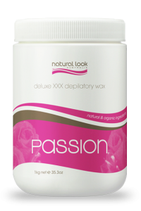 Passion Strip Wax Natural Look 1kg