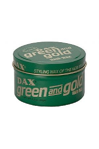 Dax Wax Green And Gold Hair 99g