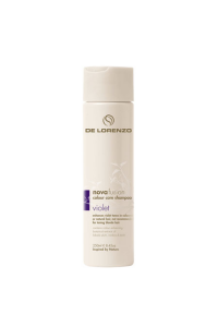 Novafusion Violet Shampoo De Lorenzo 250ml