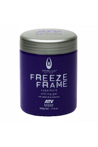 Freeze Frame Styling Gel Atv Natural Look 500g