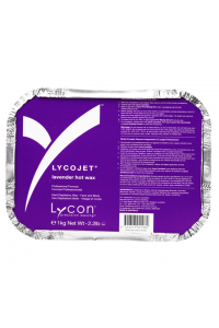 Lycojet Lavender Hot Wax Lycon 1kg