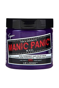 Manic Panic Lie Locks Classic Creme 118ml