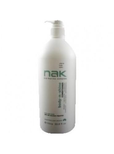 Nak Body N Shine Conditioner 1 Litre