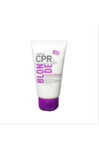 Cpr Blonde Always Blonde Serious Blonde Toning Masque Vita5 75ml