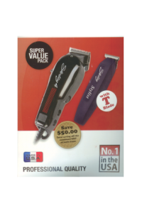 Combo Sterling 4 + T.Blade Trimmer Wahl