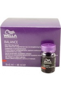 Balance Hair And Scalp Serum Wella 8 X 6ml