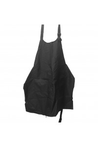 Apron Black Touch