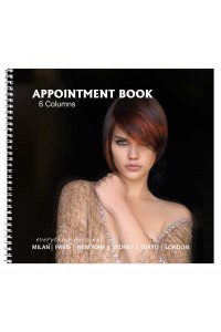 6 Column Appointment Book Touch