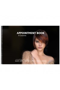 9 Column Appointment Book Touch