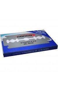 Dorco Blades Platinum Tray 10 Pkt Of 10 Blades