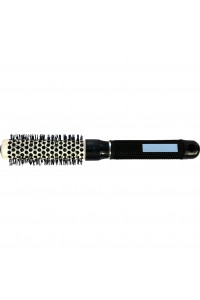 Tuscany Ceramic Brush Nano Black Extra Small 19mm