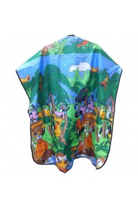 Cape Cutting Stud Children Disney Touch