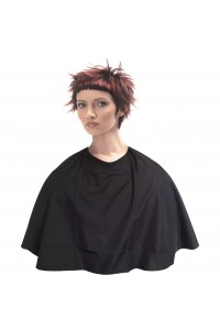 Cape Makeup Shoulder Black Touch