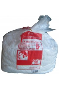 Cotton Wool Red Bag Touch 1kg