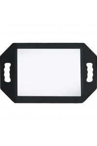 Mirror Rectangle Foam Touch