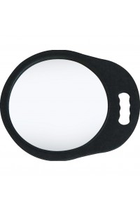 Mirror Round Foam Handle Touch