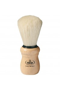 Shave Brush Omega Wood 5