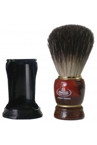 Shave Brush Omega 63185 Medium Badger
