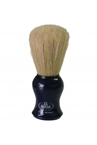SH2958 Shave Brush Omega Multi Colours Black