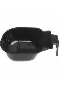 TB2339 Tint Bowl Black Jumbo Rectangular
