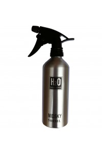 Waterspray Aluminium Silver Touch 500ml
