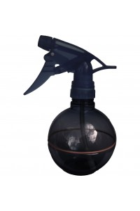 Waterspray Plastic Round Black Red Stripe Touch 375ml
